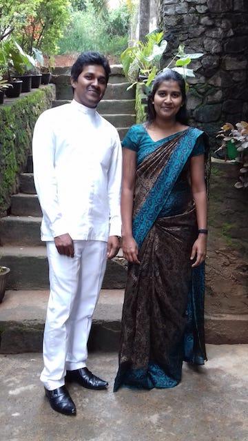 Udayaraj en Vijaya